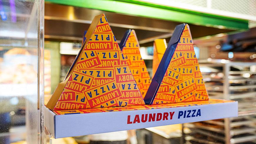 런드리피자 팝업스토어! 서울에서 가장 핫한 미국식 피자!